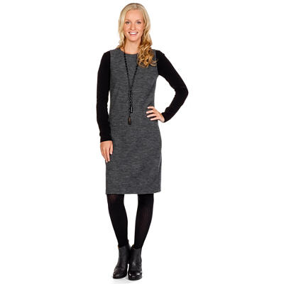 Pure Wool Jersey Sheath
