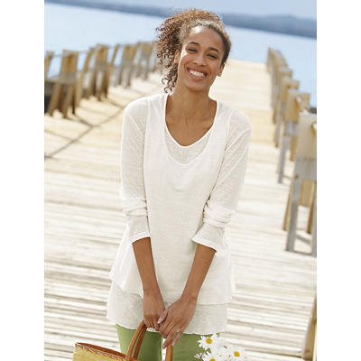 Pure Hemp Tunic