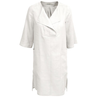 Pure Linen Safari Dress