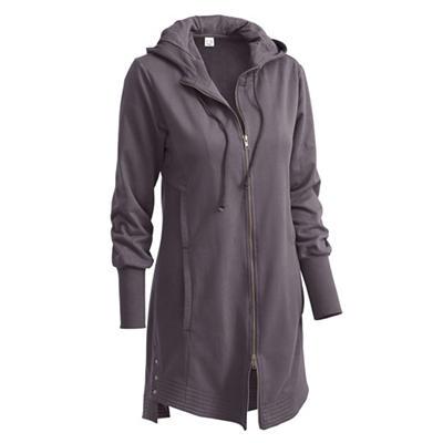 Organic Cotton Sweat Jacket