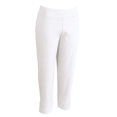 Organic Cotton Cropped Pants