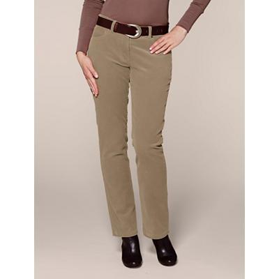 Organic Cotton Corduroy Jeans