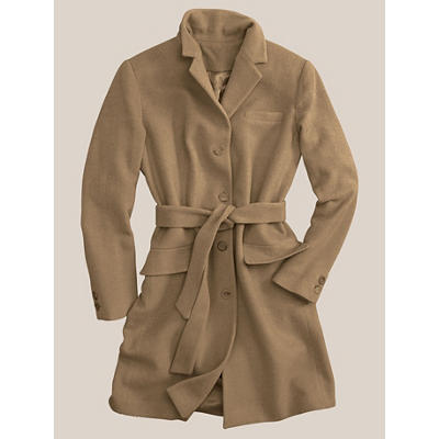 Pure Camel Hair Coat