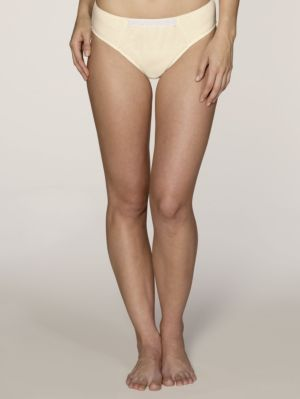 Organic Cotton High Cut Panties