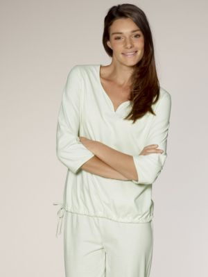 Organic Cotton Pajama Top