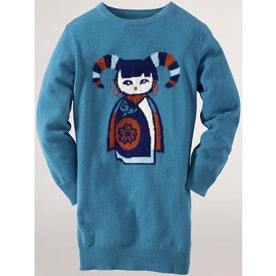 Merino Wool Sweater Dress