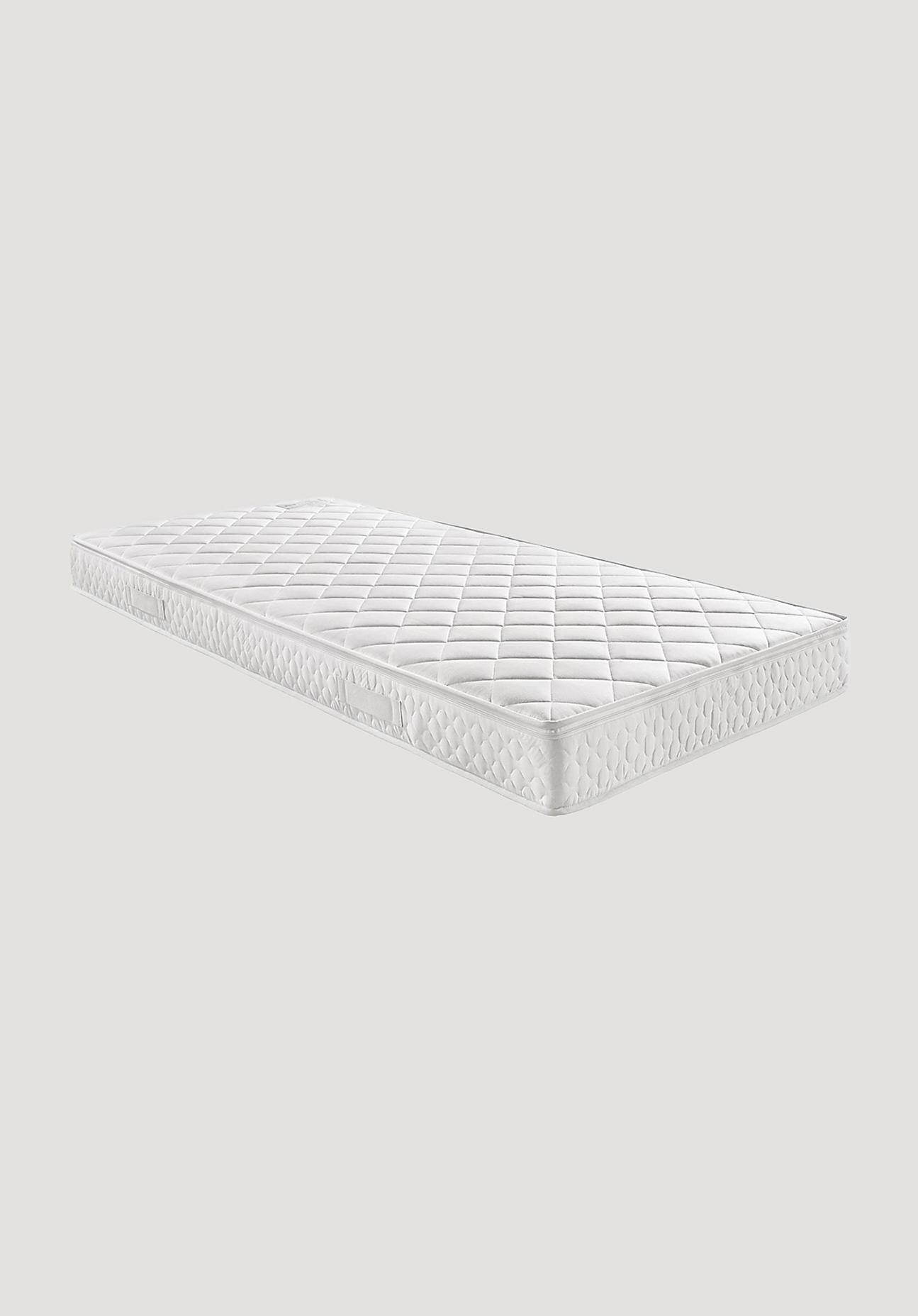 hessnatur Basic Matratze mit Kokos und Baumwolle – naturfarben – Größe 90x200 cm fest