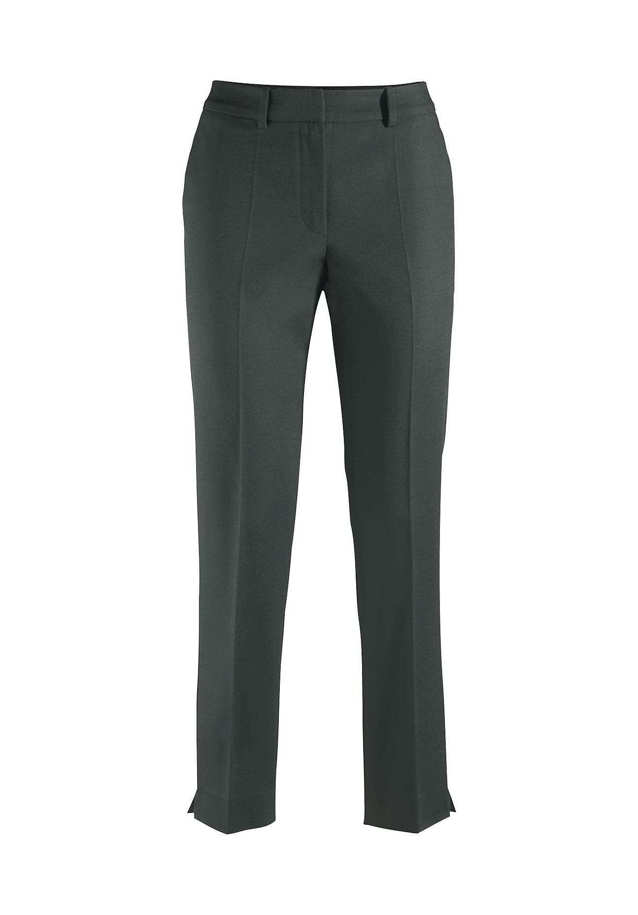 Hosen für Frauen - hessnatur Damen Hose aus Bio Baumwolle – grün –  - Onlineshop Hessnatur