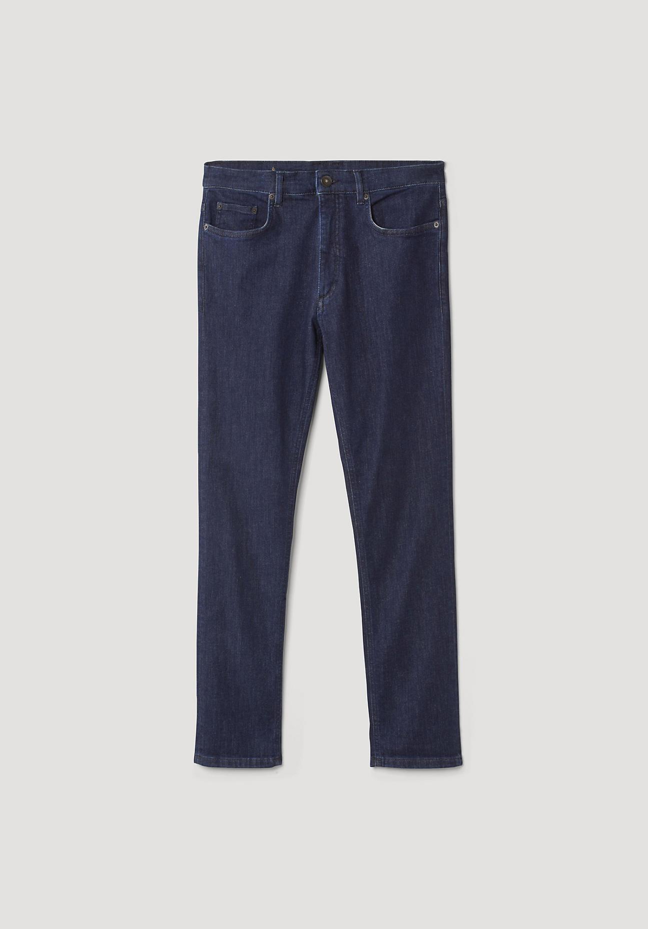 hessnatur Herren Jeans Jasper Slim Fit aus Bio-Denim – blau – Größe 28/30