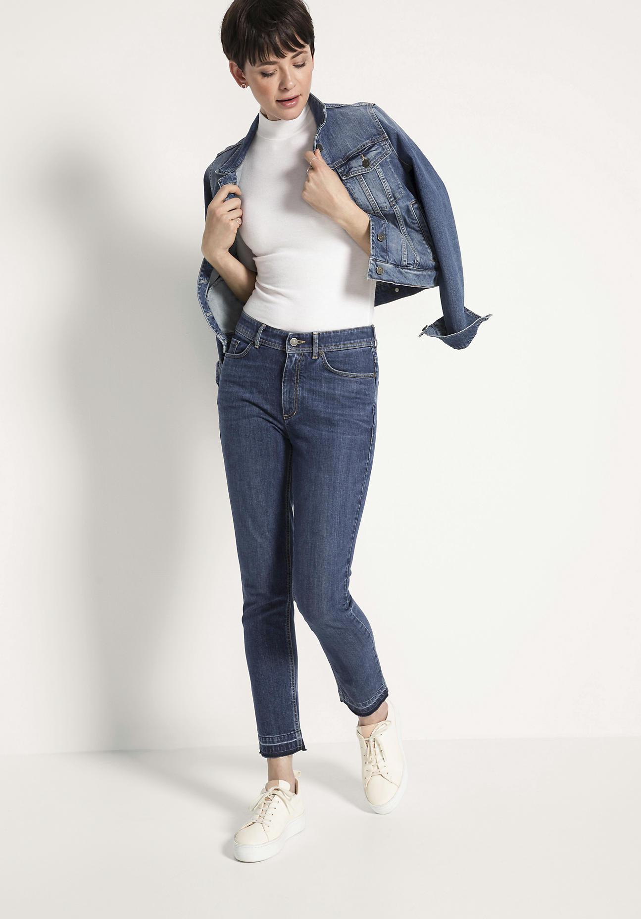 Jeans Boyfriend Fit aus Bio Denim hessnatur Deutschland