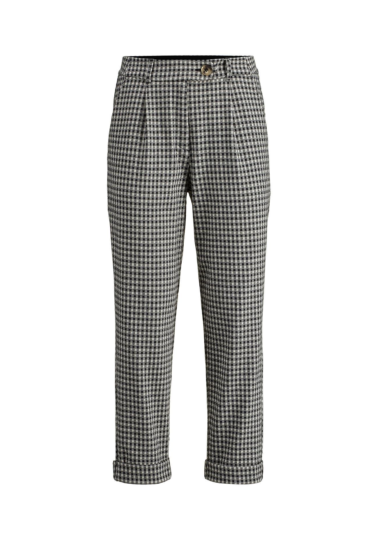 Hosen - hessnatur Damen Jersey Hose aus Bio Baumwolle – schwarz –  - Onlineshop Hessnatur