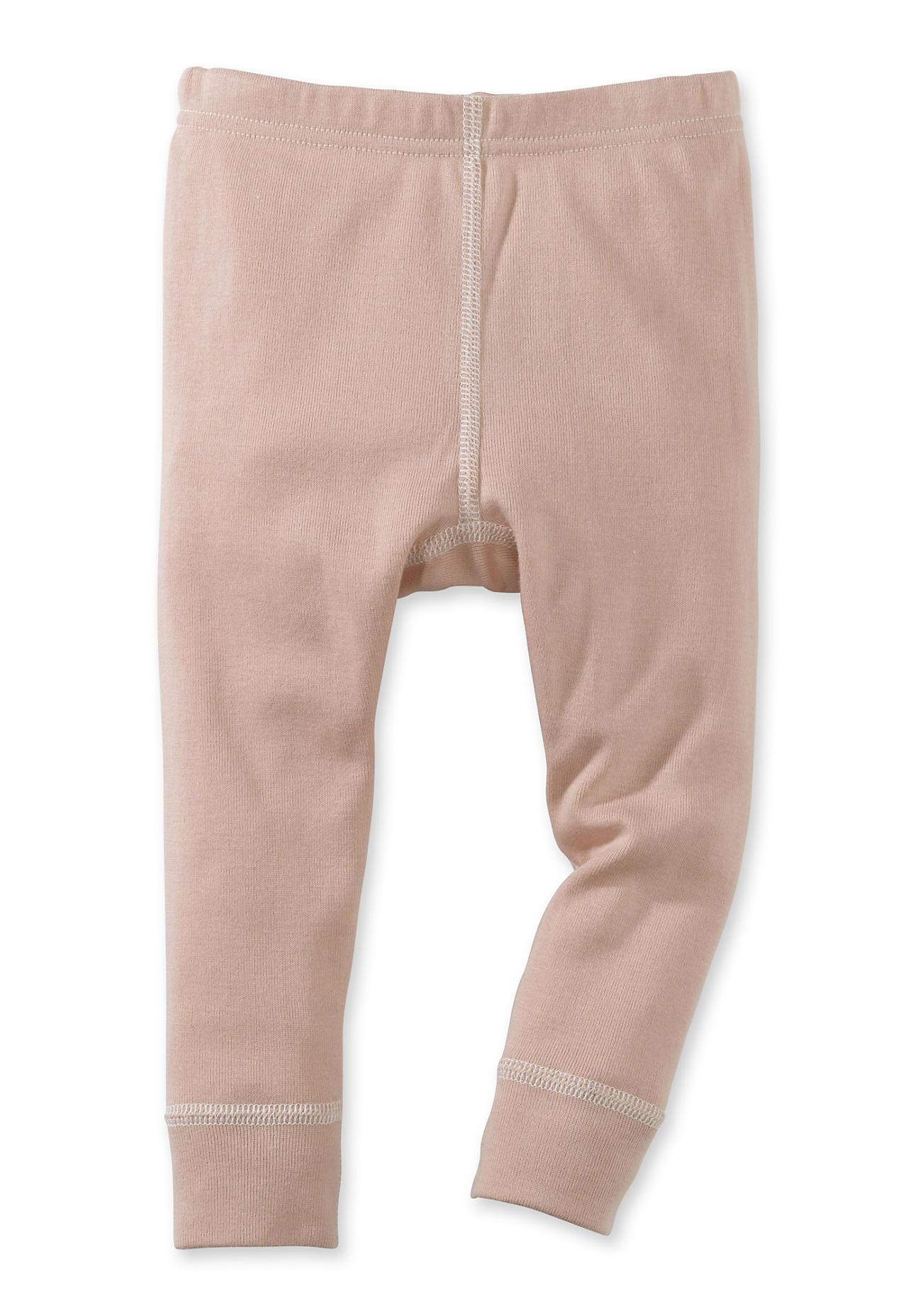 hessnatur Baby Lange Unterhose – rosa – Größe 7...