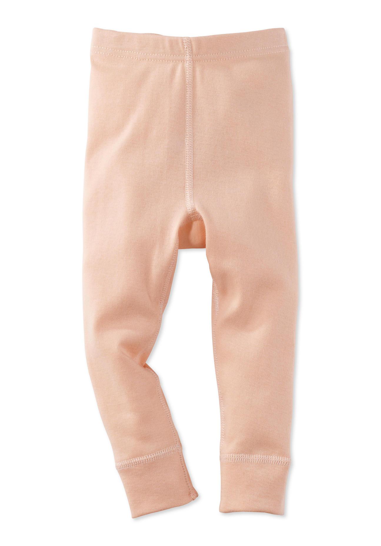 hessnatur Baby Lange Unterhose – rosa – Größe 6...