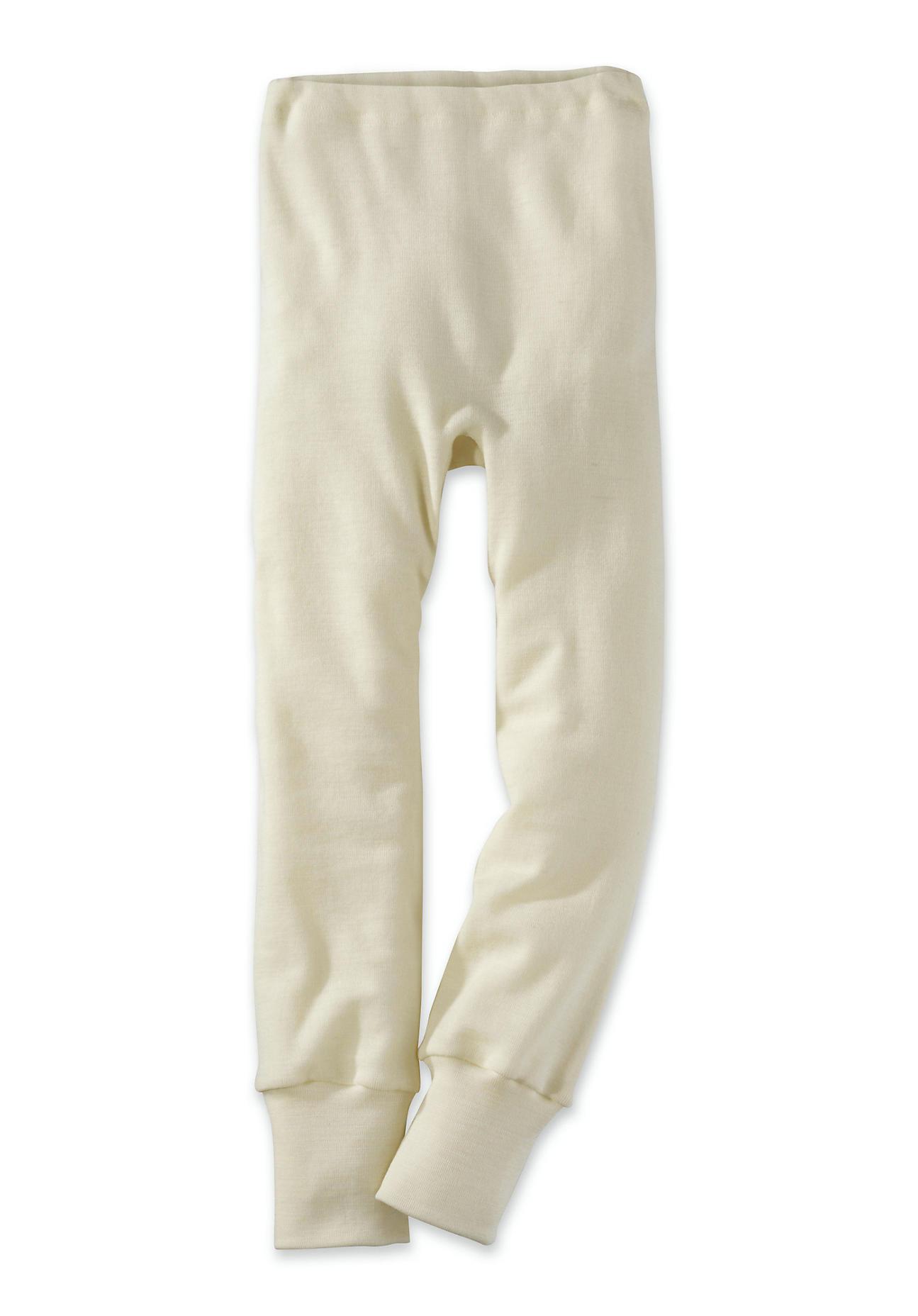 hessnatur Baby Lange Unterhose aus Bio-Merinowo...