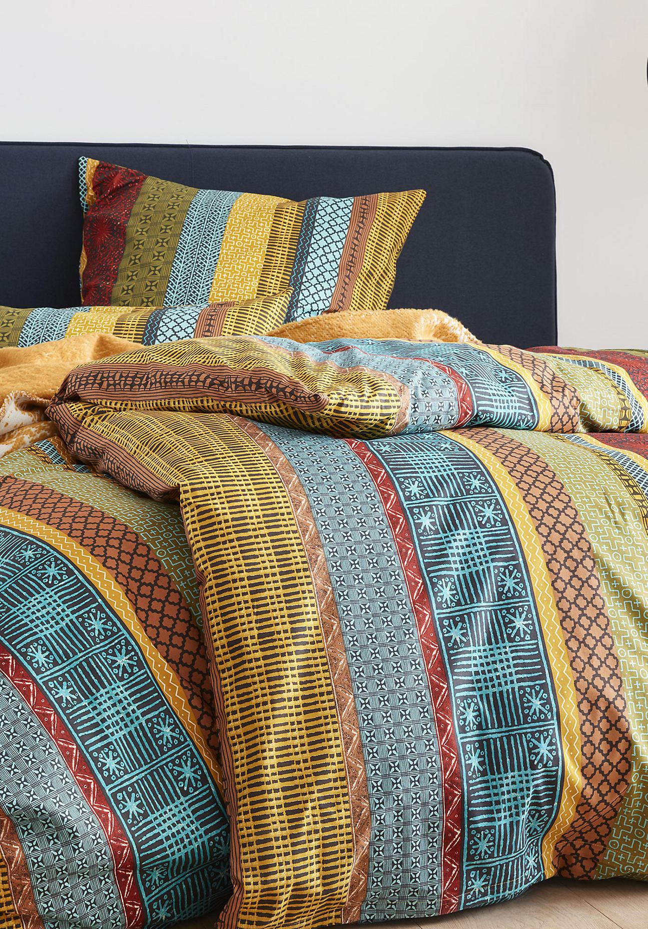 preisvergleich hessnatur renforc bettw sche malawi aus. Black Bedroom Furniture Sets. Home Design Ideas