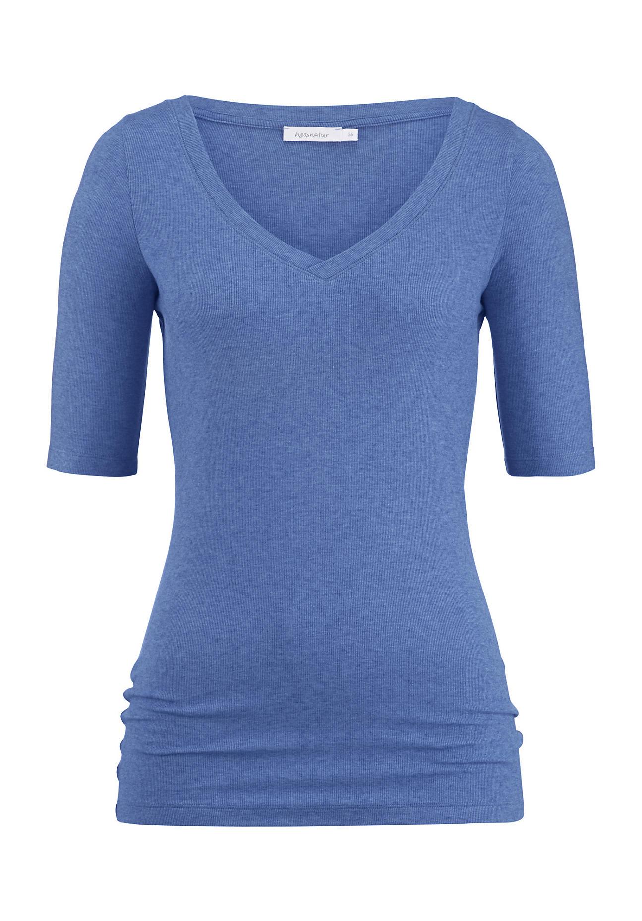 Damen Damenshirt Shirt T-Shirt Top NEU Benetton Lila Größe 36 S 38 M