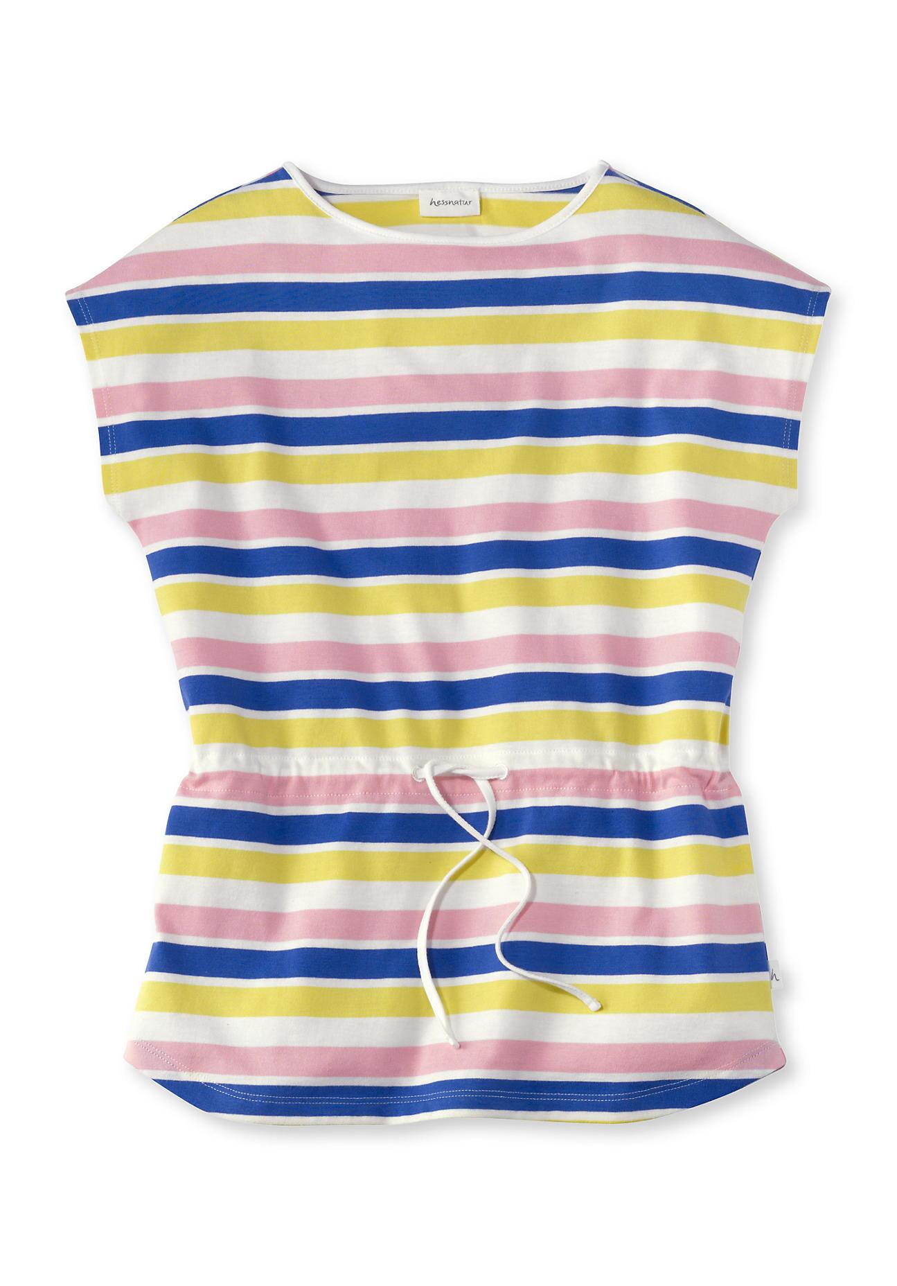 hessnatur Kinder Shirt aus Bio-Baumwolle – bunt...