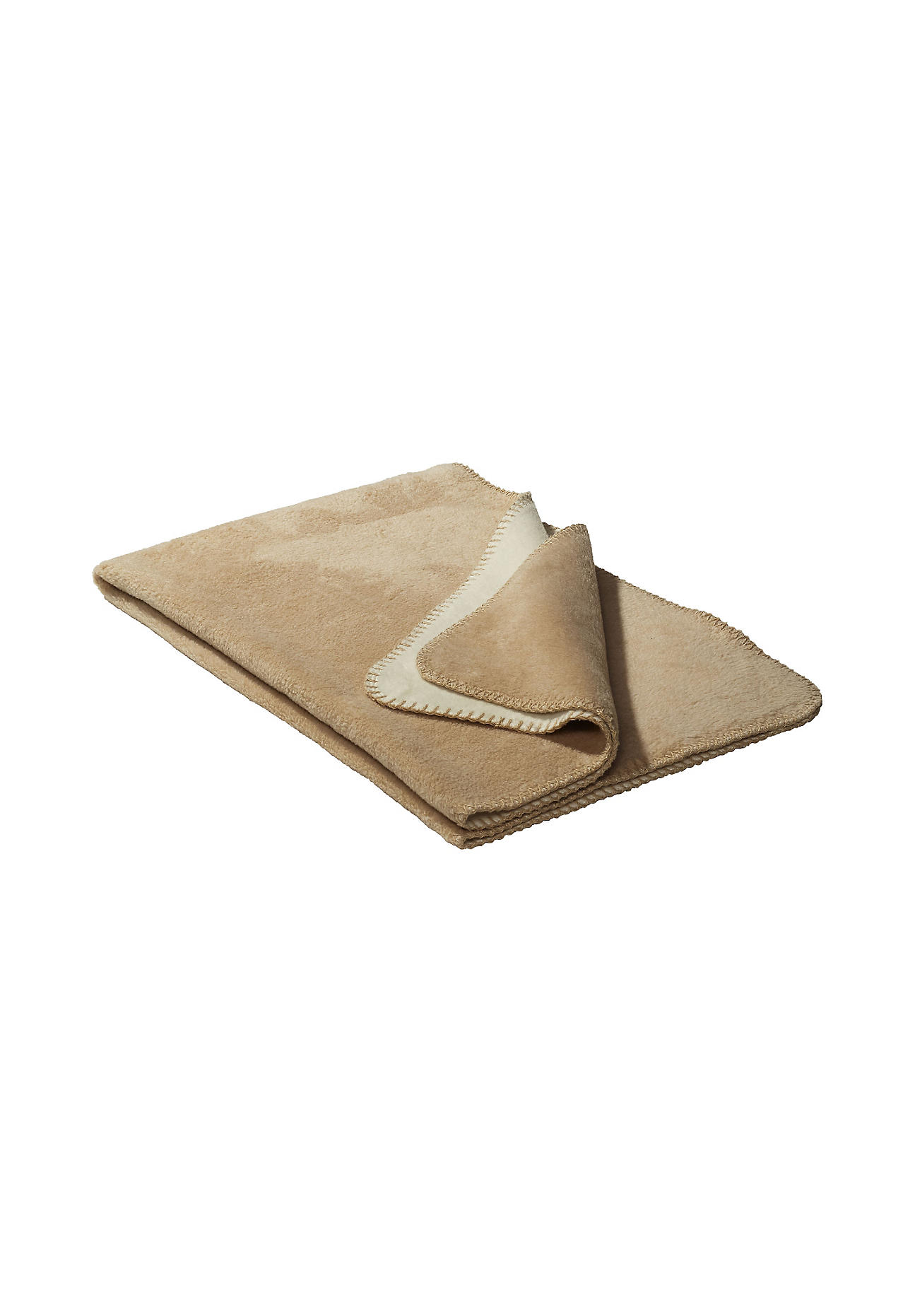 hessnatur Wende-Decke aus reiner Bio-Baumwolle