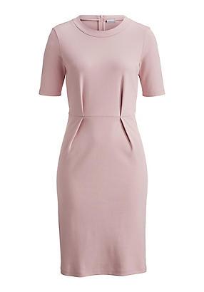 hessnatur Kleid aus Bio-Baumwolle, Größe 36, rosa von Hess Natur in black - Schwarz für 0,00€