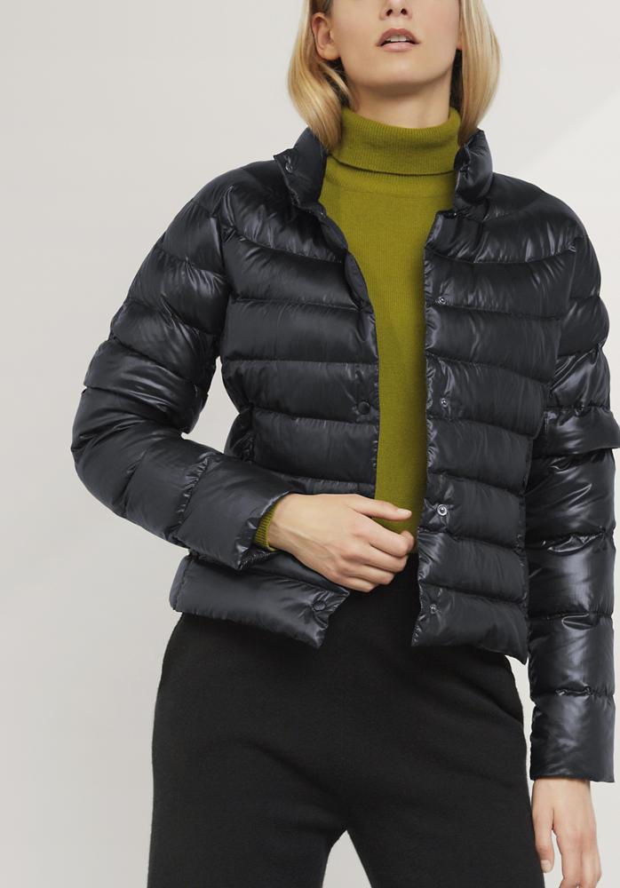 Damen Daunenjacke aus Recycled Polyester