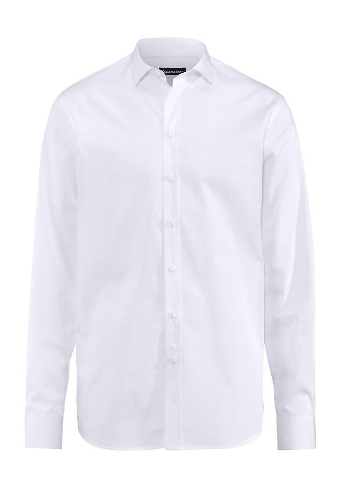 Hemd Comfort Fit aus reiner Bio-Baumwolle