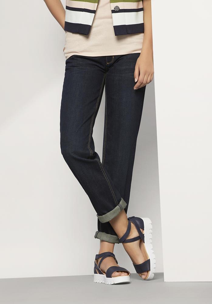 Jeans Regular Fit aus Bio-Denim