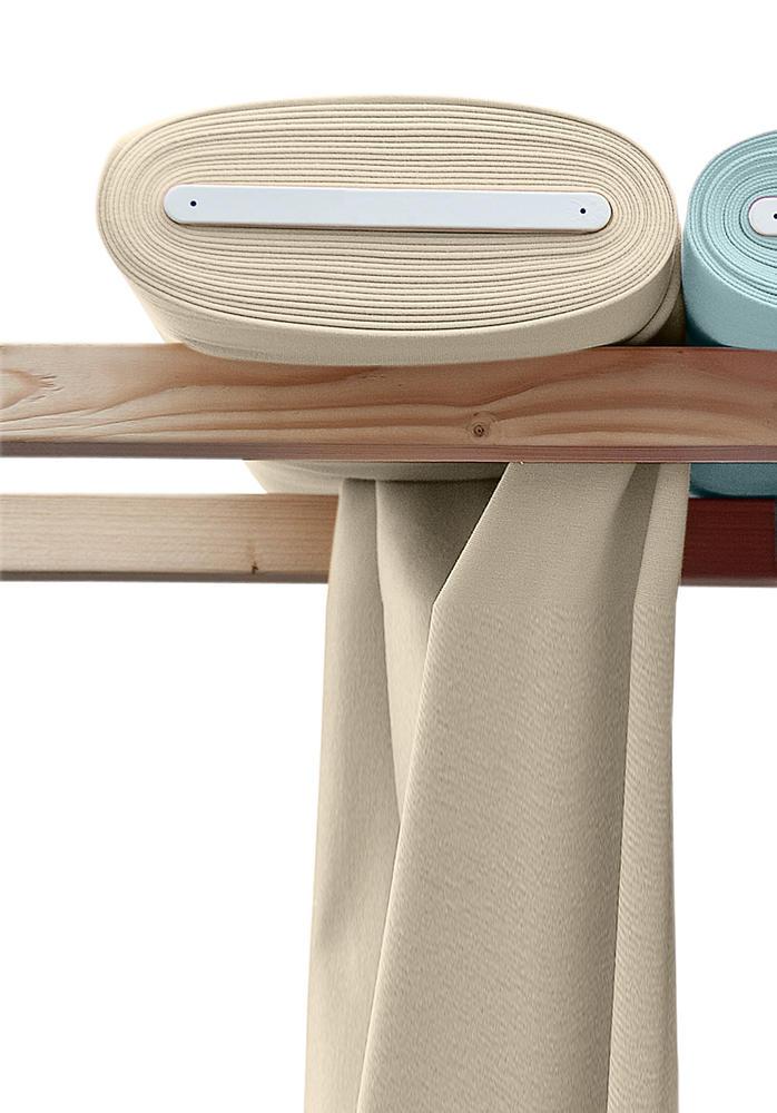 vorhangstoff meterware neveres aus reiner bio baumwolle hessnatur schweiz. Black Bedroom Furniture Sets. Home Design Ideas