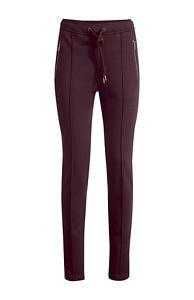 Damen Jersey-Hose aus Bio-Schurwolle mit Bio-Baumwolle