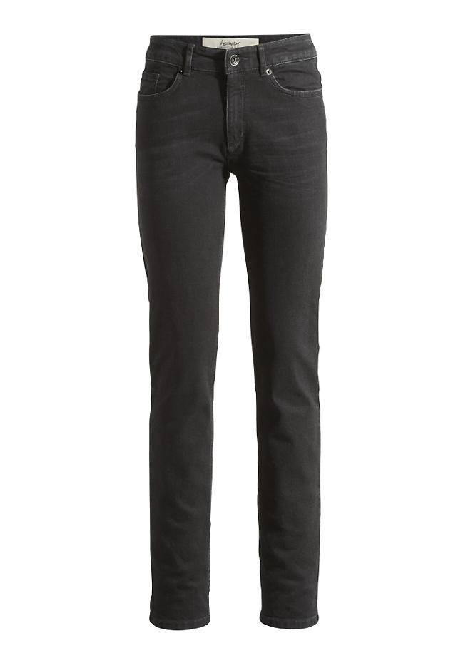 Jeans Regular Fit aus Bio-Denim
