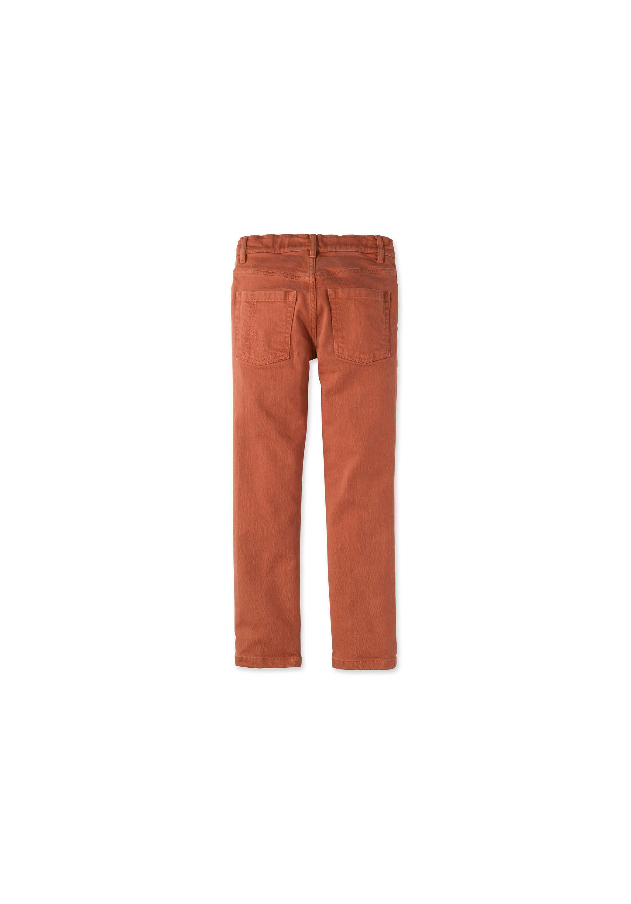 farbige jeans aus baumwolle mit elasthan hessnatur deutschland. Black Bedroom Furniture Sets. Home Design Ideas