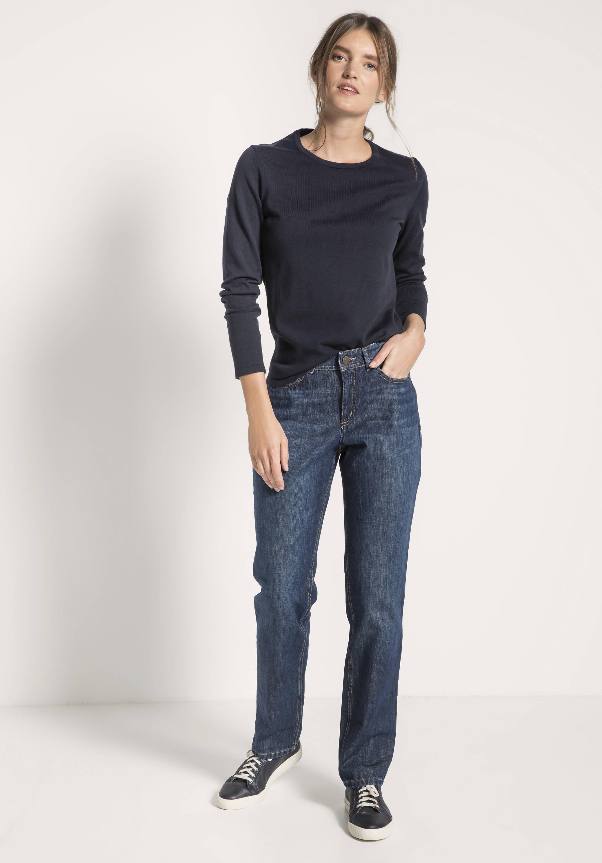 damen jeans comfortfit ko fashion bio fair und sozial hessnatur deutschland. Black Bedroom Furniture Sets. Home Design Ideas