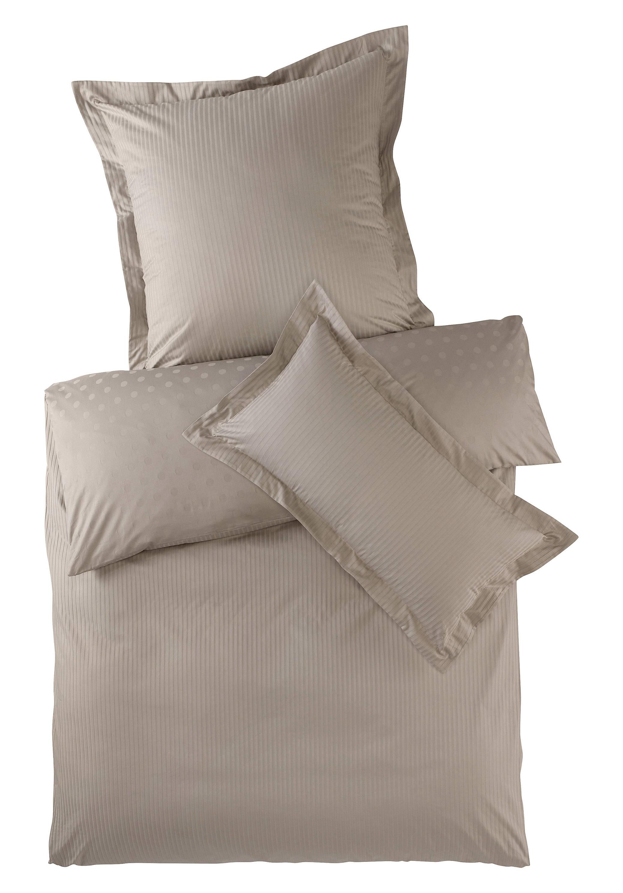 satin wendebettw sche isabella aus reiner bio baumwolle. Black Bedroom Furniture Sets. Home Design Ideas