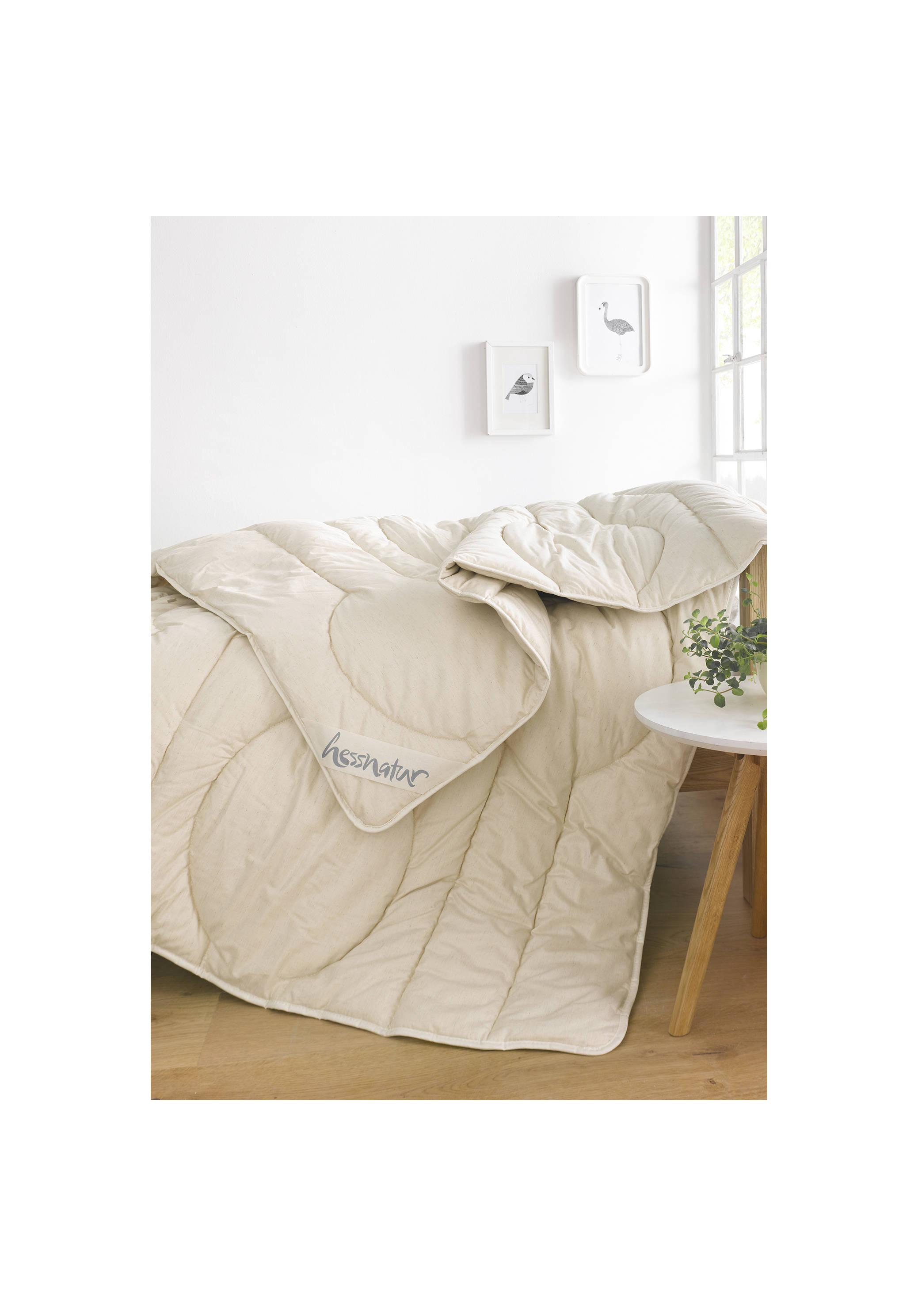 sommerdecke leinen mit bio baumwolle hessnatur deutschland. Black Bedroom Furniture Sets. Home Design Ideas
