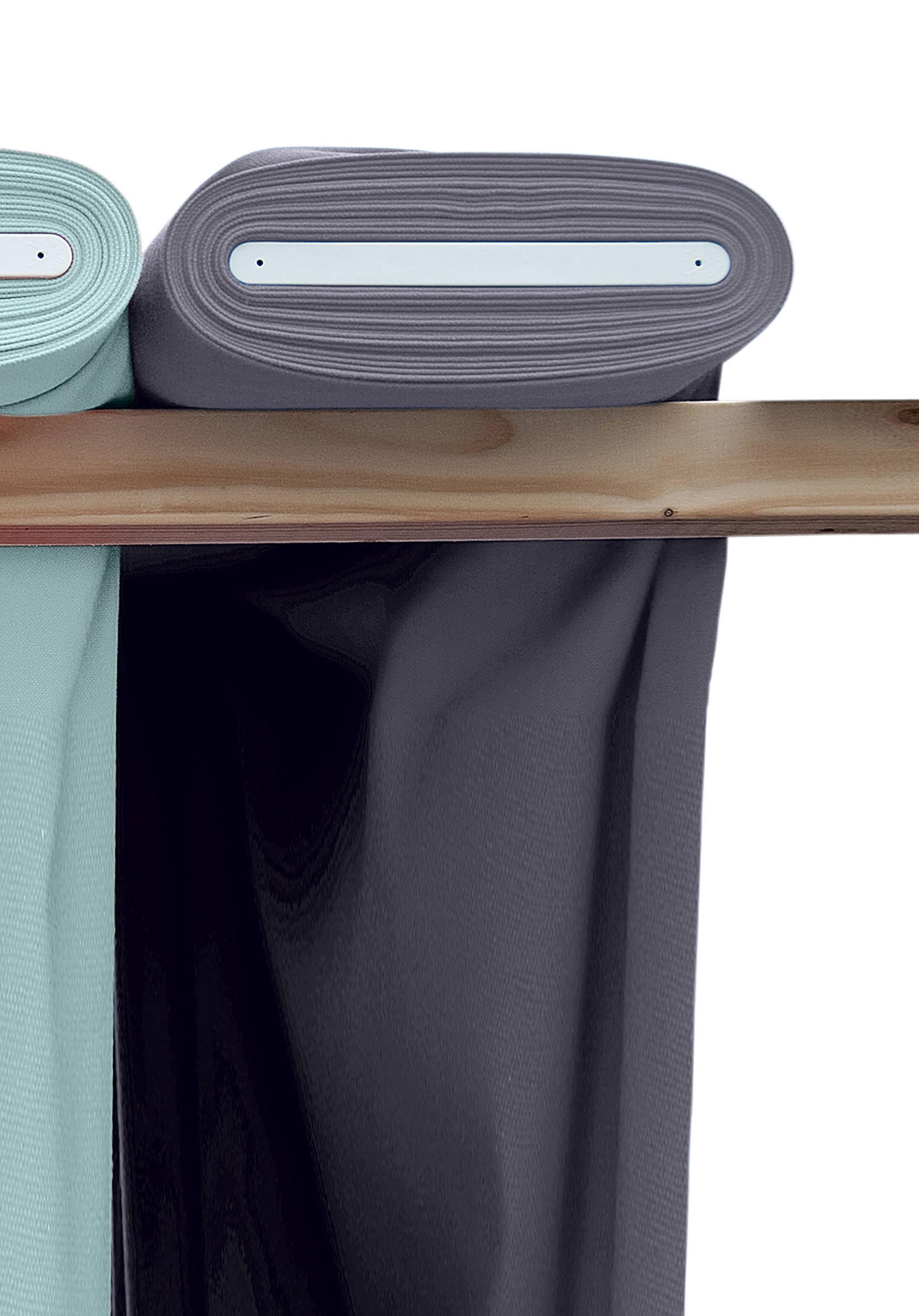 vorhangstoff meterware aus reiner bio baumwolle. Black Bedroom Furniture Sets. Home Design Ideas