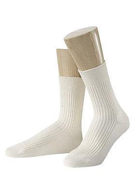 - BW-Bambus-Socke aus Bio-Baumwolle und Bambus