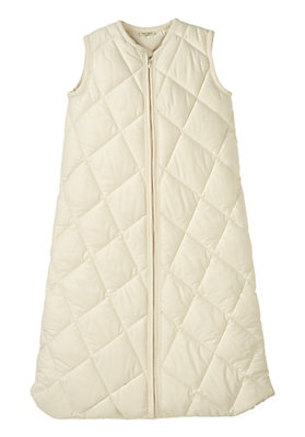 - Baby Satin-Schlafsack aus reiner Bio-Baumwolle