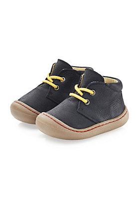 - Baby Schnürschuh aus weichem Leder