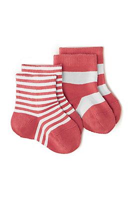 - Babysocke aus Bio-Baumwolle, im 2er-Pack