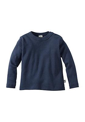 - Basic Shirt aus reiner Bio-Baumwolle