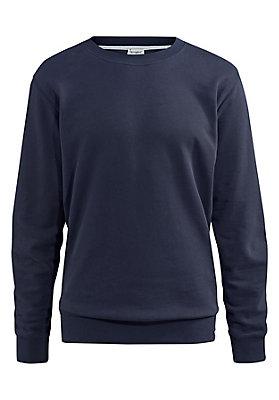 outdoor-sweat - Basic Sweatshirt für Ihn aus reiner Bio-Baumwolle