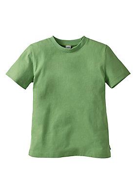 - Basic-T-Shirt aus reiner Bio-Baumwolle