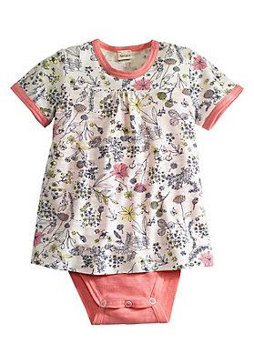 - Bedruckter Body mit Shirt