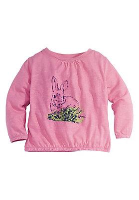 - Bedrucktes Shirt