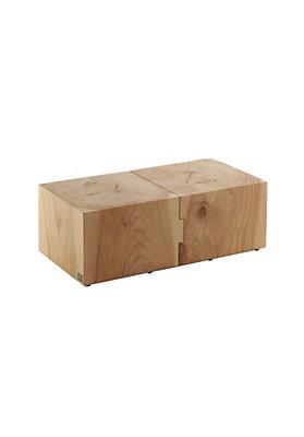 - Beistelltisch Eco Block Rectangular
