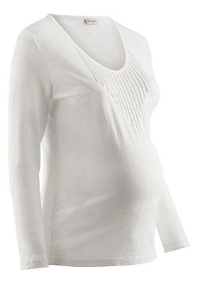 babykollektion - Biesenshirt aus Bio-Baumwolle