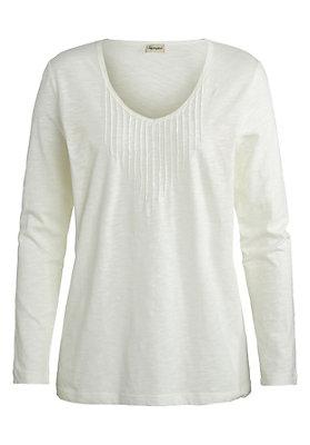 - Biesenshirt aus reiner Bio-Baumwolle