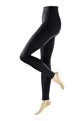 - Blickdichte Damen-Leggings aus Bio-Baumwolle