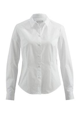 - Bluse Modern Fit aus reiner Baumwolle