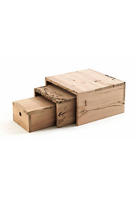 - Bric-A-Brac Beistelltisch aus Briccole-Holz