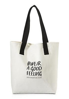 - Canvas Tasche aus Bio-Baumwolle